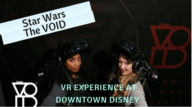 VR Experience at Downtown Disney